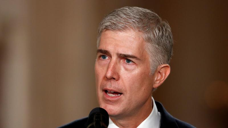 Judge Gorsuch strikes a note of humility and idealism in a deeply personal opening statement https://t.co/7QppsFN9Yp https://t.co/1CeZM8A57T