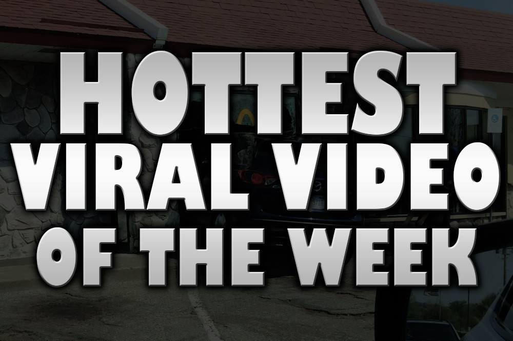 #ICYMI - The Hottest Viral Video of the Week https://t.co/PqdO01LP9r https://t.co/iTWhezRId4