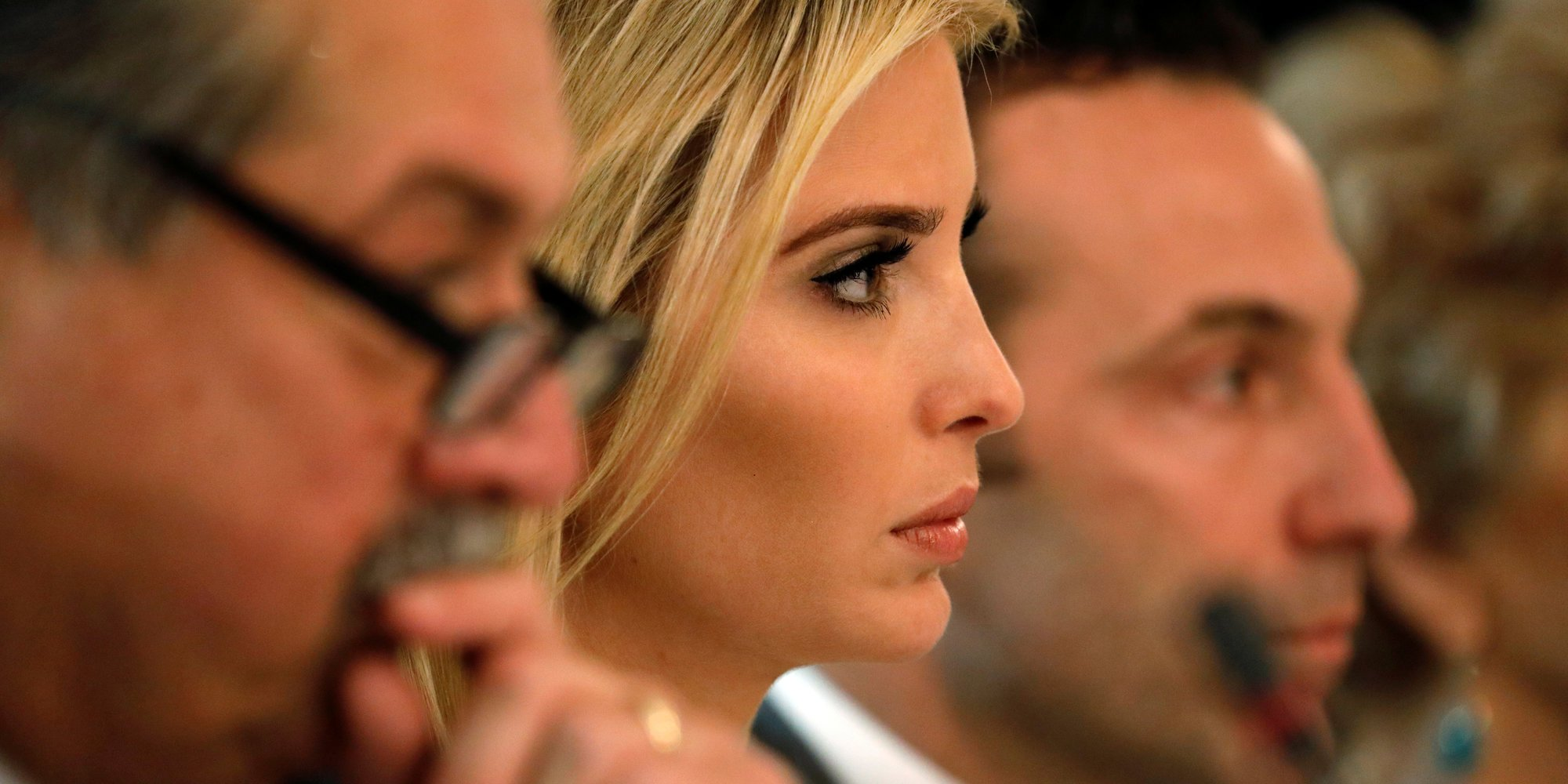 New reports raise questions about Ivanka Trump's White House role https://t.co/KFi1jTzgaL https://t.co/fHA4yVlACv