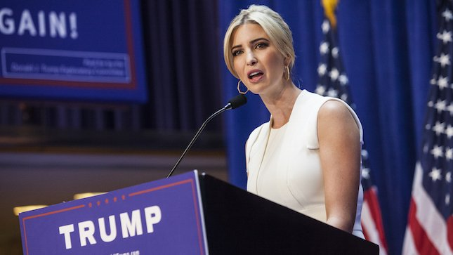 Ivanka Trump getting White House office but no official position: report https://t.co/enQ4Ra5xWZ https://t.co/Rtov6RiMW2