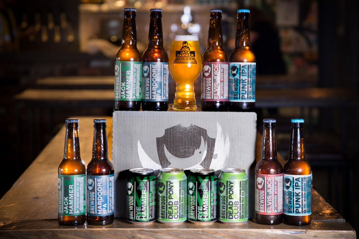 Image from @brewdogjames