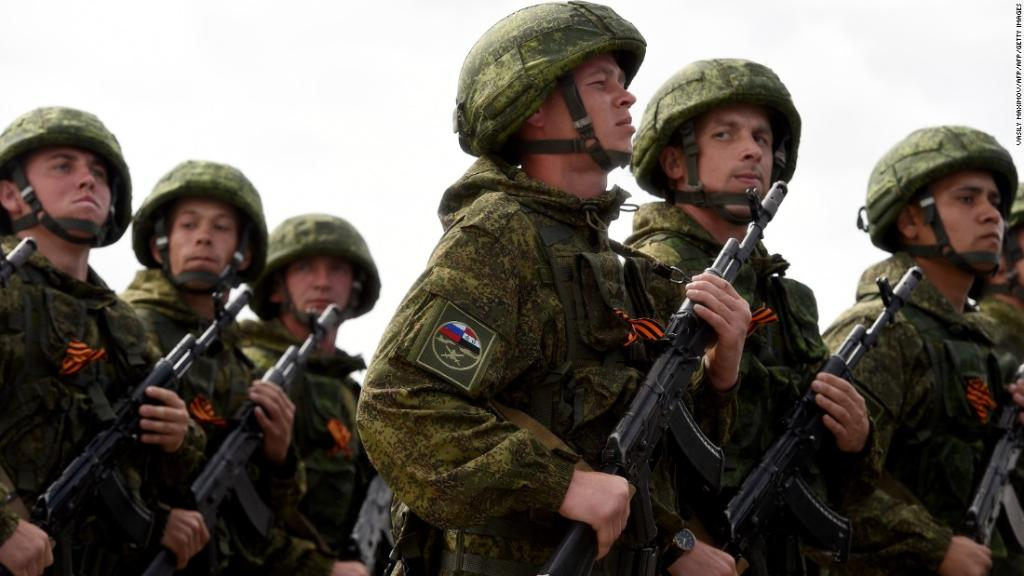 US Pentagon officials see a resurgent Russian military expanding into Afghanistan and  Libya