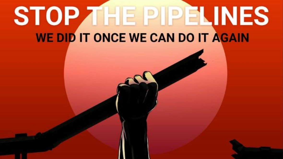 'A perilous pipeline' Indigenous groups line up against Keystone XL