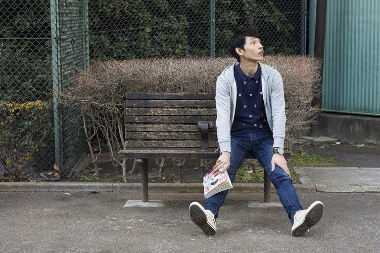 『MOON&DAY~うちのタマ知りませんか?~人狼を探せ!3丁目のとある一日~』☆登場キャラクター紹介☆夏風 学