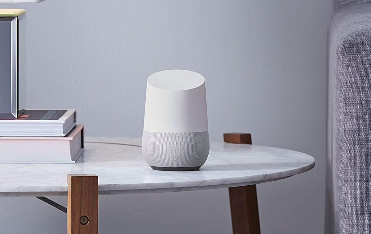 Google Home launches in the UK on April 6th priced at £129