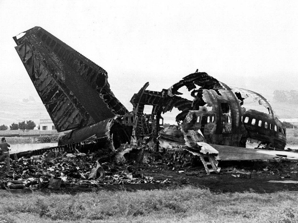 Remembering the world's deadliest aviation disaster on the small Spanish island of Tenerife: