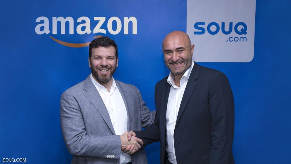 #Amazon rachète le plus grand site Ecommerce au moyen orient souq via @RassdNewsN