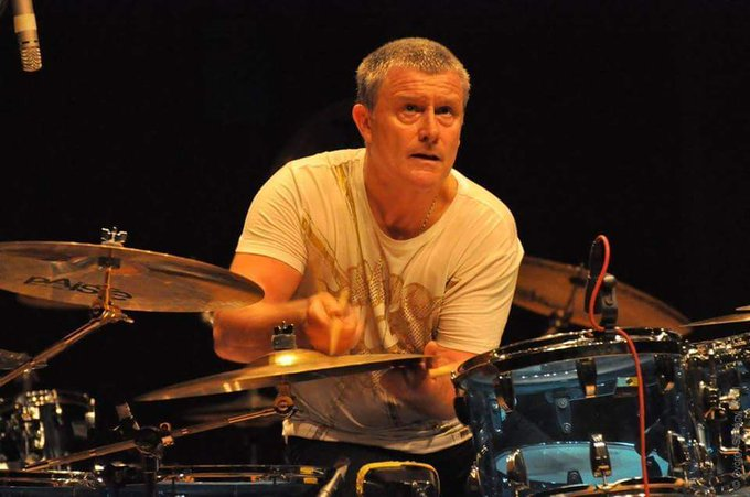 Sorry for the delay, but happy birthday to Carl Palmer, one of the most respected drummers ever!