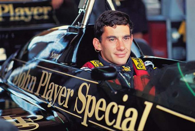 Happy birthday Ayrton Senna