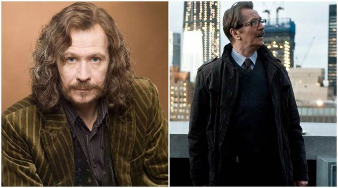 Happy Birthday Gary Oldman: From Sirius Black to Commissioner Gordon, remembering his