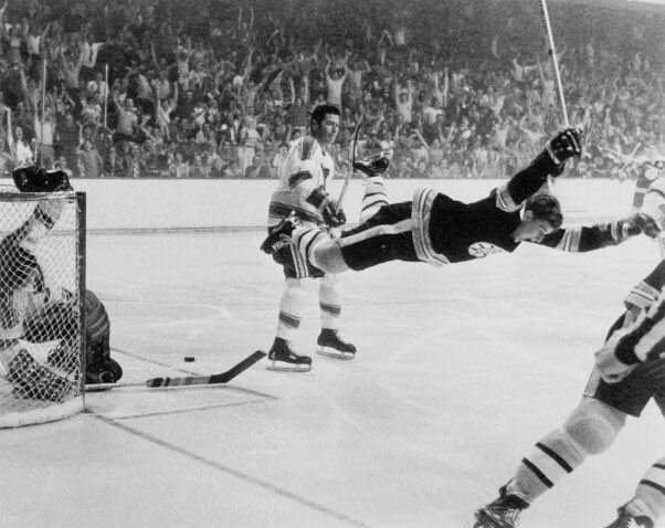 Happy Birthday, my hero, Bobby Orr.