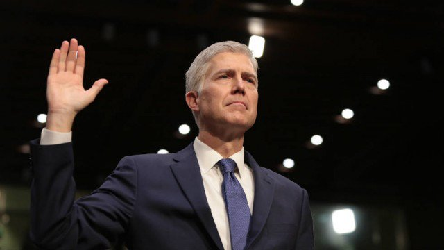 Gorsuch sails through first day of confirmation hearing, but the real test is still ahead https://t.co/I2cTXuUHGQ https://t.co/RCzrcg1Bsw