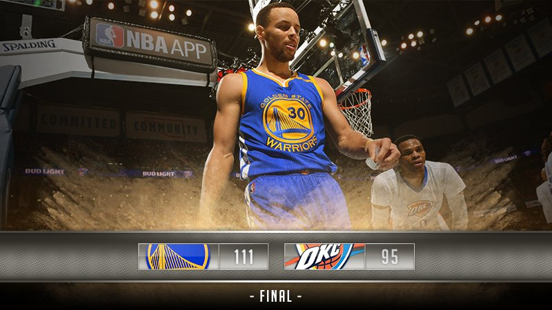56-14. #DubNation https://t.co/MjxhRGq0j7
