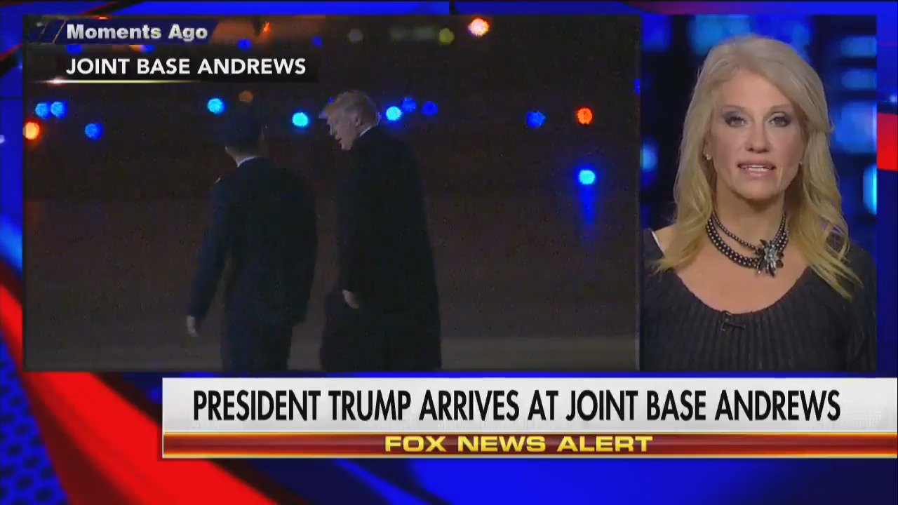 .@KellyannePolls: It's been an 8 month long investigation on Russia with nothing to show for it. #Hannity https://t.co/ZXW7X4i6qH