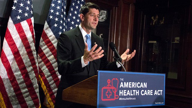 GOP leaders unveil changes to ObamaCare replacement bill as they look to win more votes https://t.co/8RyGRLpVY7 https://t.co/ntj4TGG8bH