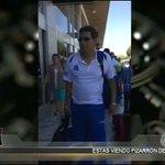 La selección del Salvador partió rumbo a Curacao
