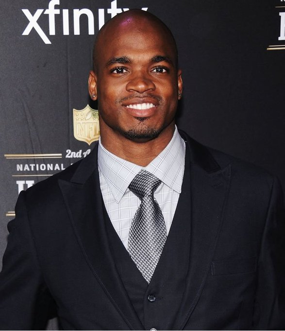 Happy Birthday Adrian Peterson