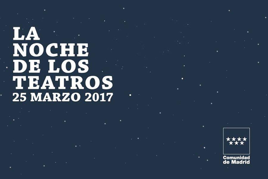 El 25 de marzo se celebra La Noche de los Teatros, con una extensa programación en Madrid y municipios de la Región https://t.co/4u5KDptzsN