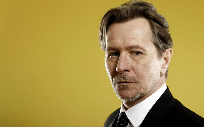 Happy 58th Birthday to Gary Oldman -  One year Older..(man) today!