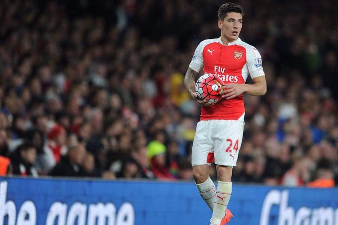 Happy Birthday to the wonderful Hector Bellerin!  PS. Get a hair cut.