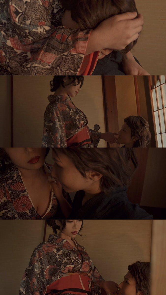 【COS】昭和元禄落語心中『次会うときは____』みよ吉:mofu菊比古:帝シンタロウ助六:つぐみ写真:橘ユキ