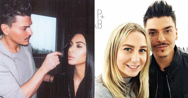 Here's what happened when LOOK met Kim Kardashian's make-up artist @MakeupByMario