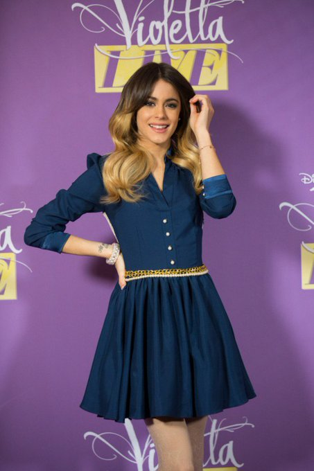 Happy Birthday Martina Stoessel