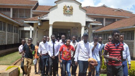 Ejecting Kirinyaga University students was illegal, court told