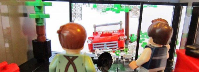 Brick Pic of the Day: Happy Birthday MatthewBroderick