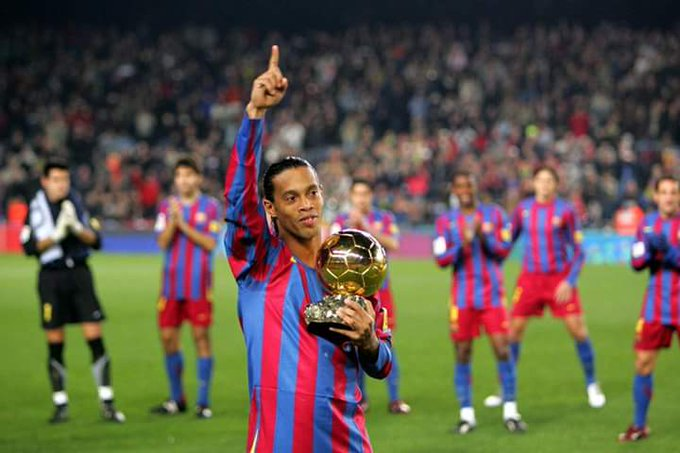 Happy Birthday Ronaldinho Gaucho.