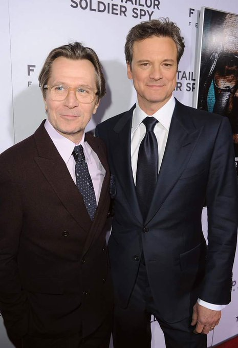 "COLIN FIRTH ADDICTED HAPPY BIRTHDAY, ""GARY OLDMAN\"" ^^"