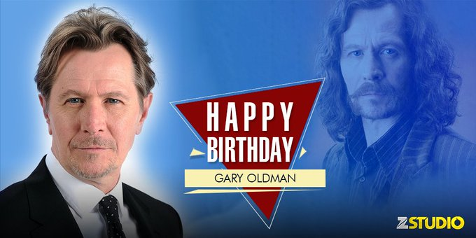 What is life without a little risk? Happy birthday to the man behind this Sirius-ly awesome quote, Gary Oldman!
