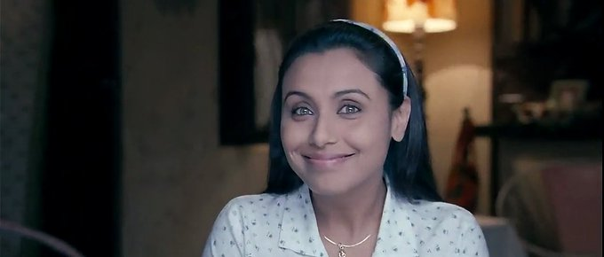 . Wishes Beautiful Diva Rani Mukerji a very Happy Birthday!!