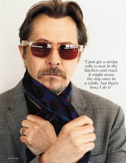 Happy birthday Gary Oldman