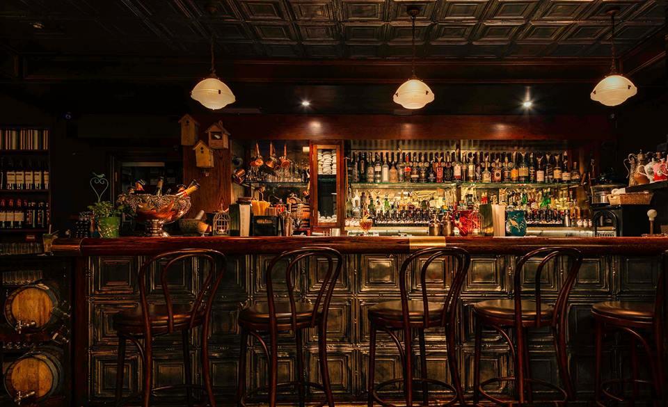 JubJub Bar at Callooh Callay London's best speakeasies