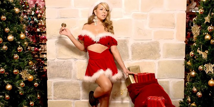 Mariah Carey is turning her hit song 'All I Want For Christmas Is You' into a movie