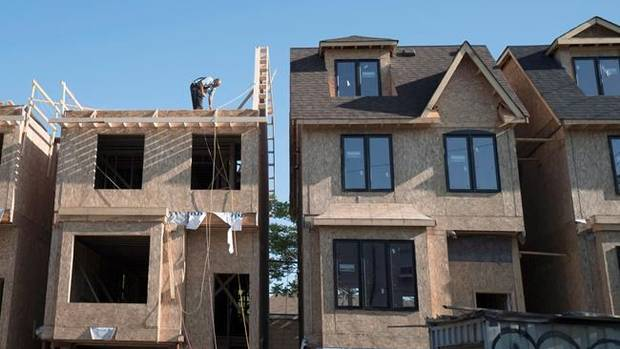 Ontario urging Ottawa to change tax rules to curb real estate speculation