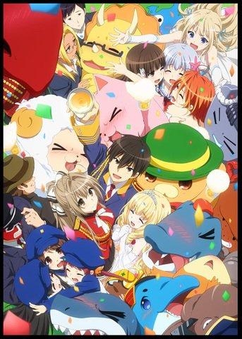 「甘城ブリリアントパーク」、BD-BOX発売を記念し3/30に特別編を放送! 副音声は #加隈亜衣、#藤井ゆきよ による