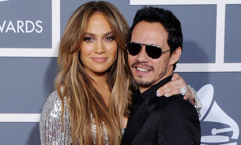 Jennifer Lopez opened up about her relationship with ex husband Marc Anthony: