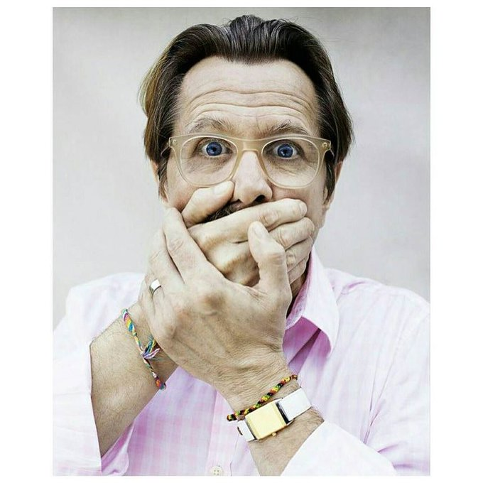 Happy birthday to you dear deaaar Gary oldman.. Looking forward to your new movies,you des