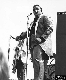 Happy Birthday \King\ Solomon Burke 1940-2010