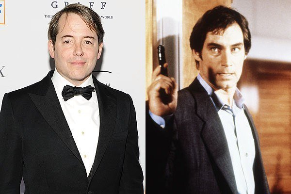 March 21: Happy Birthday Matthew Broderick and Timothy Dalton