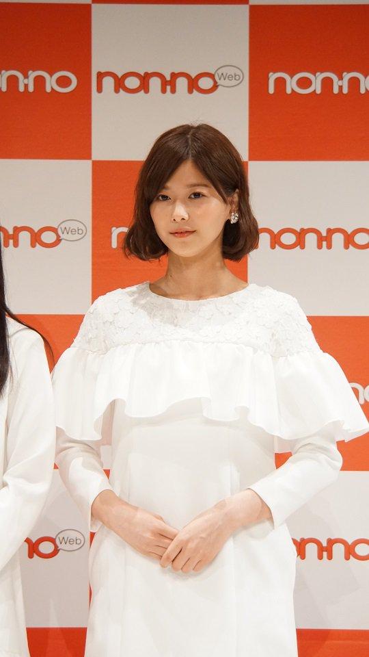 欅坂46渡邉理佐がnon-noモデルに、初の専属モデル | ドワンゴジェイピーnews - 最新芸能ニュース https:...