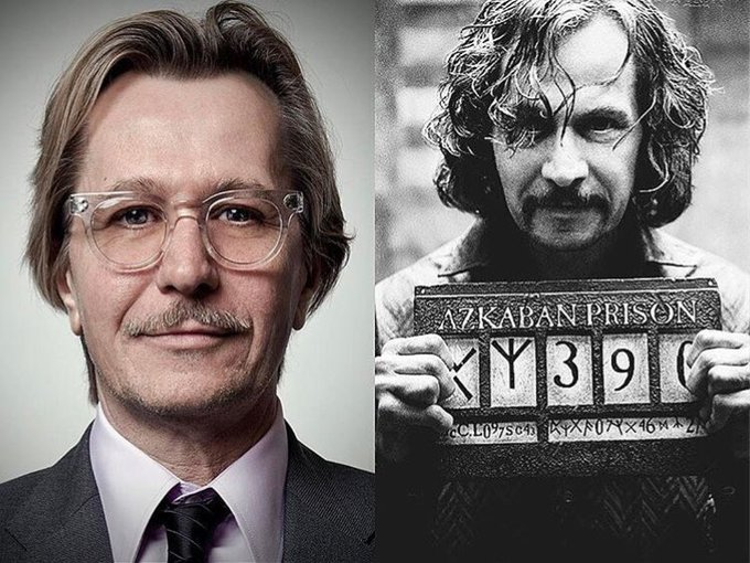 Happy 59th Birthday to the MAN, the MYTH, the LEGEND - Gary Oldman!