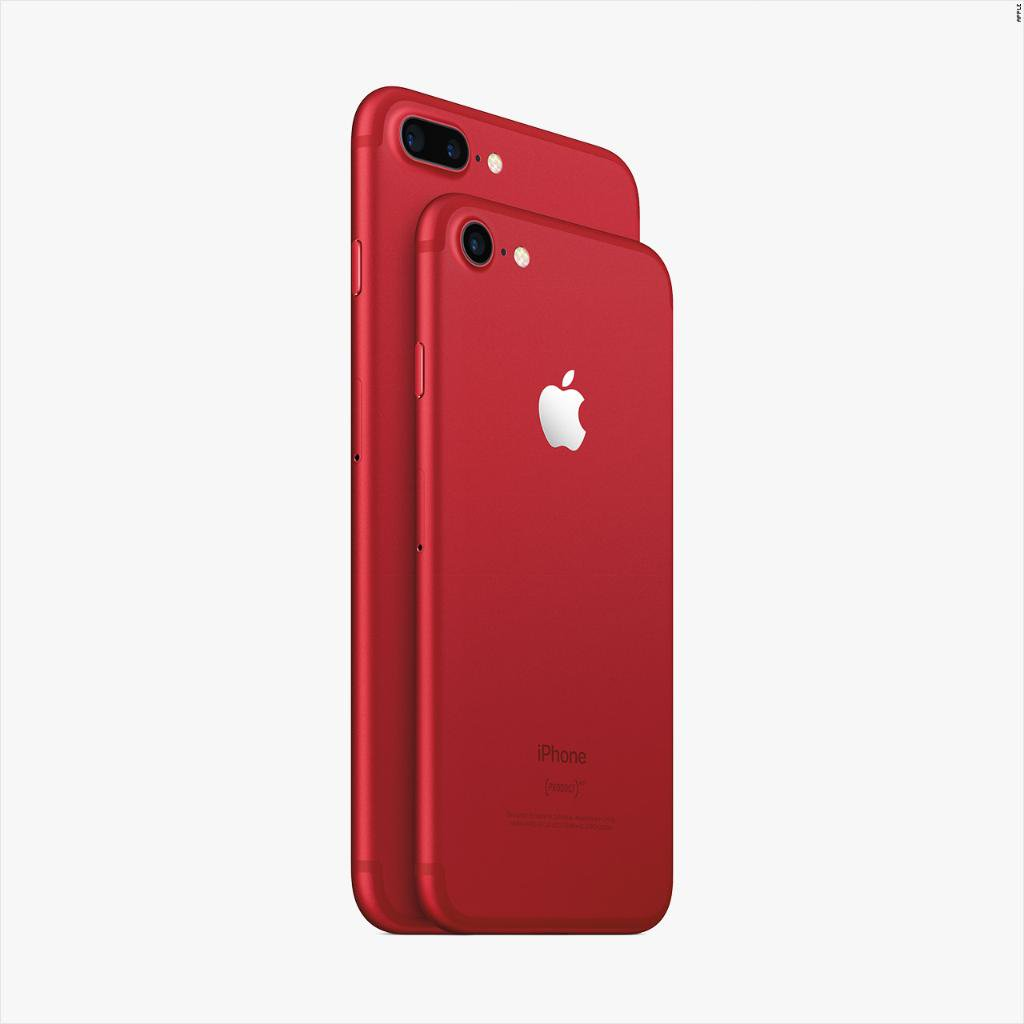 #apple unveils special-edition iphone 7 in red - scoopnest.com