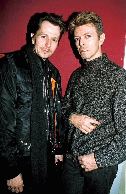 Happy Birthday wishes to Gary Oldman