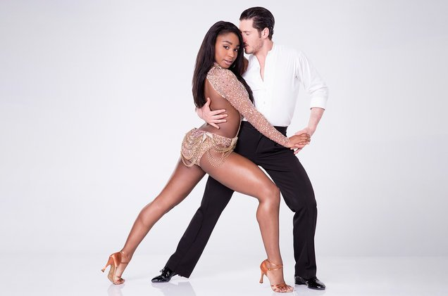 """Fifth Harmony's @NormaniKordei kicks off new #DWTS season with """"first-class"""" performance"""