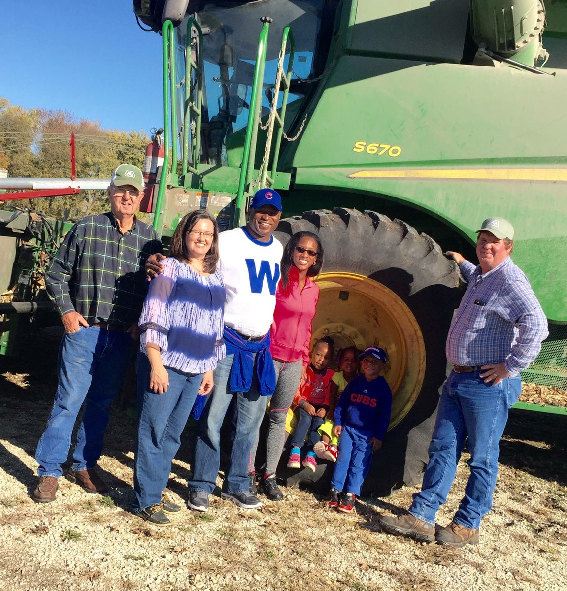 test Twitter Media - Thanks to all farmers for what you do for our state. Special shout out to my Whiteside County friends. #NationalAgDay https://t.co/78sVXD9coL