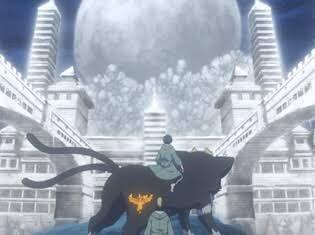すごいこと思いついたんだけど青の祓魔師に出てきた不浄王に双星の陰陽師で出てきた破星王ぶつければ普通に勝てたんじゃないかと