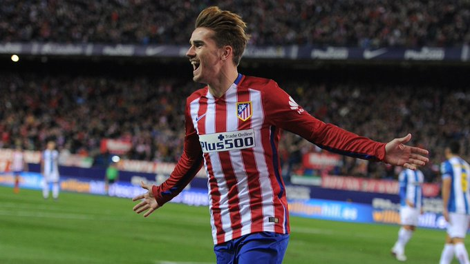 Happy birthday to legend Antoine Griezmann